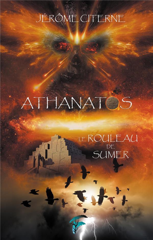 Athanatos t.1 ; le rouleau de Sumer
