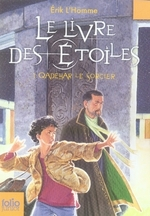 Couverture de Le livre des étoiles t.1 ; qadehar le sorcier