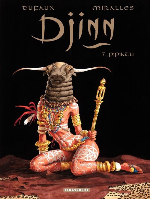 Djinn T.7 ; Pipiktu