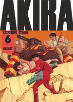 Couverture de Akira (Noir Et Blanc) - Edition Originale - Tome 06