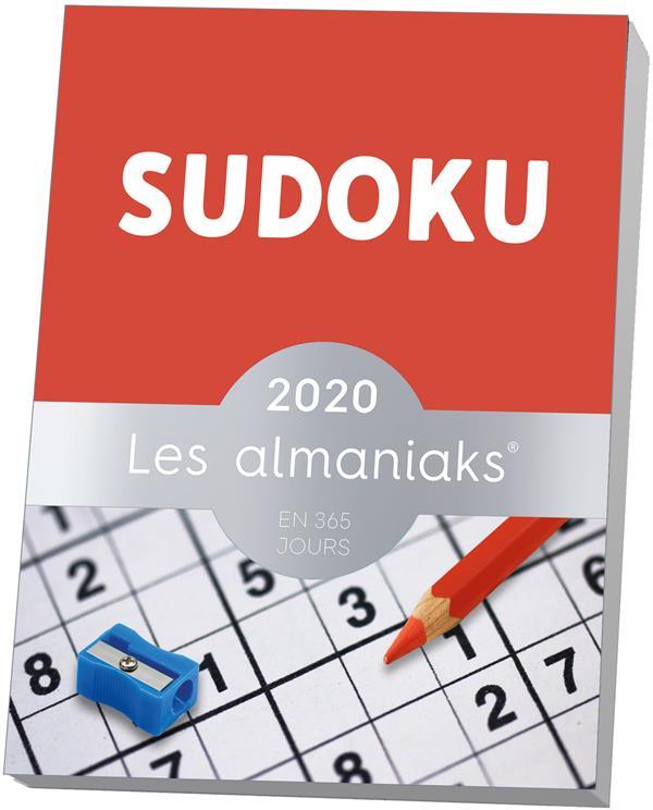 Almaniak sudoku (édition 2020)