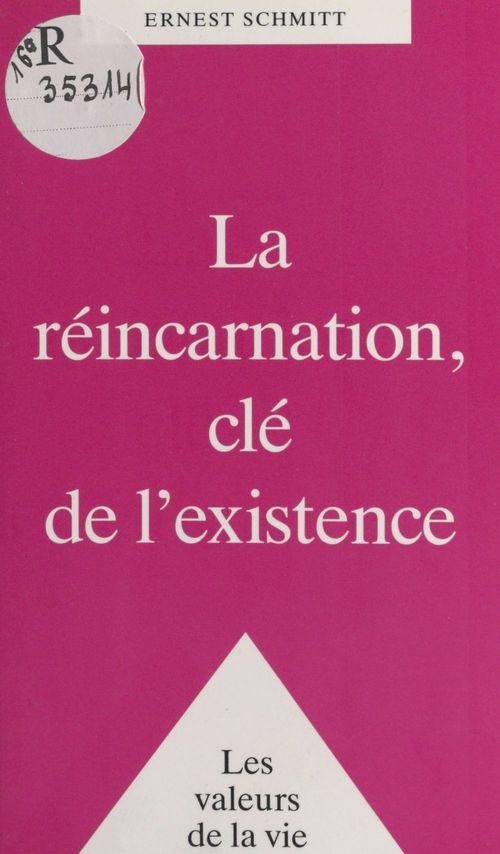La réincarnation, clé de l'existence