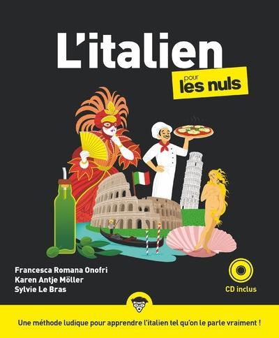 l'italien pour les nuls (édition 2017)