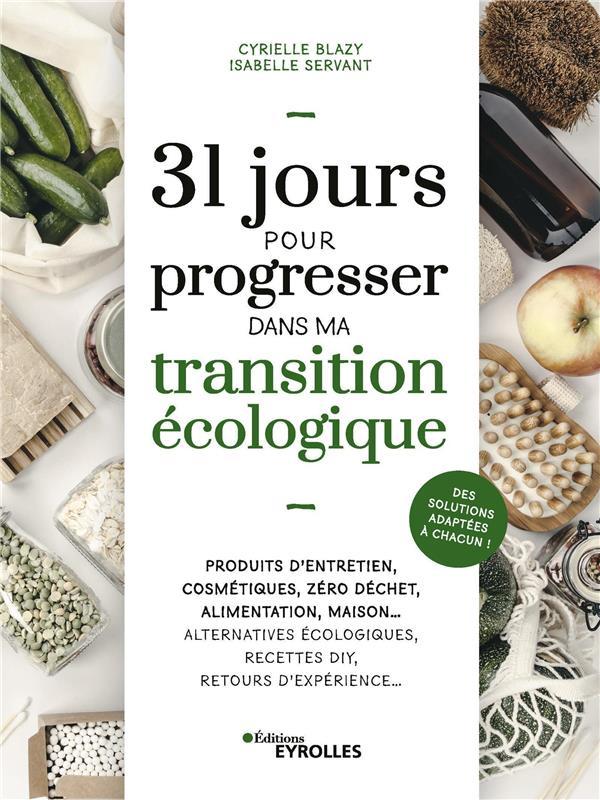 31 jours pour progresser dans ma transition écologique