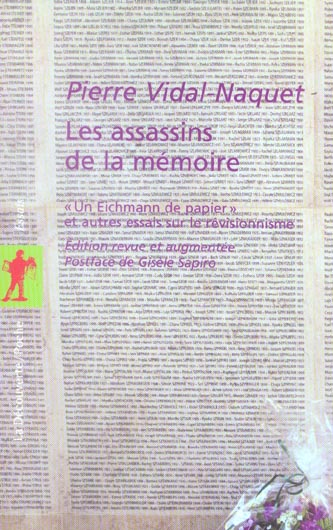 Les assassins de la memoire (nouvelle edition)