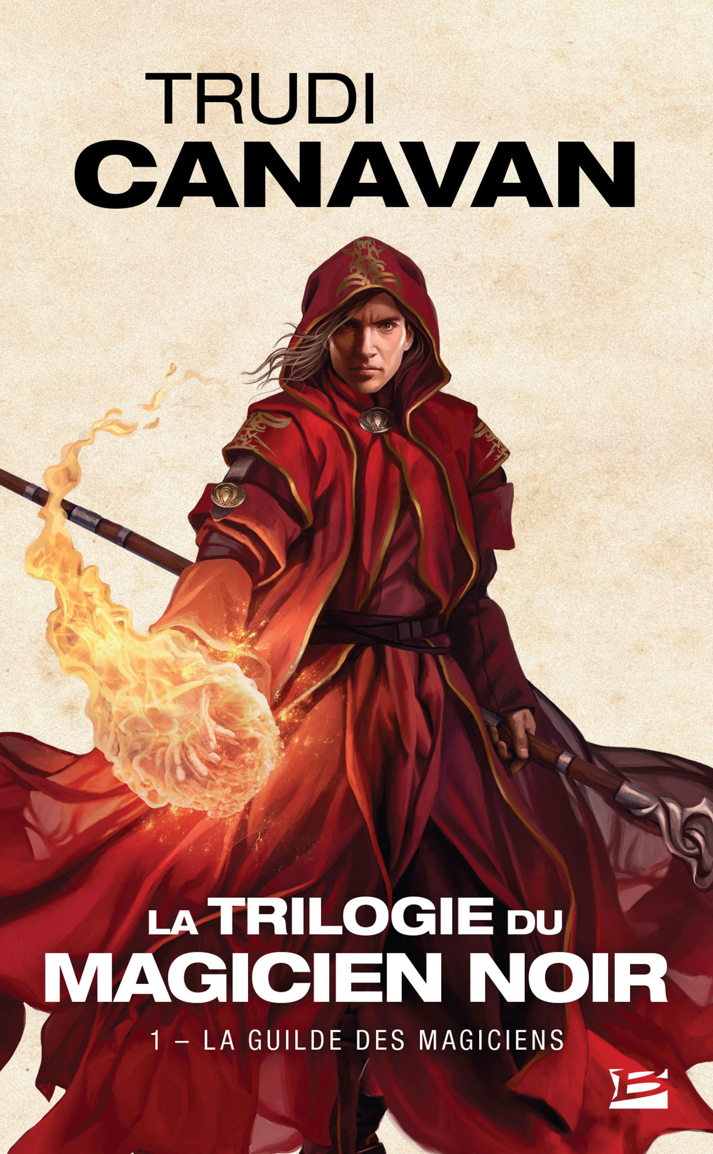 La trilogie du magicien noir T.1 ; la guilde des magiciens