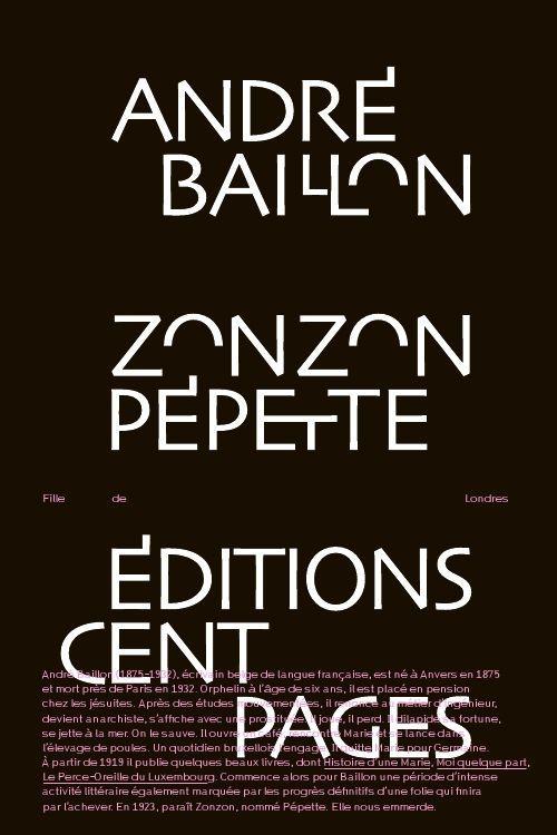 Zonzon pépette (2e édition)