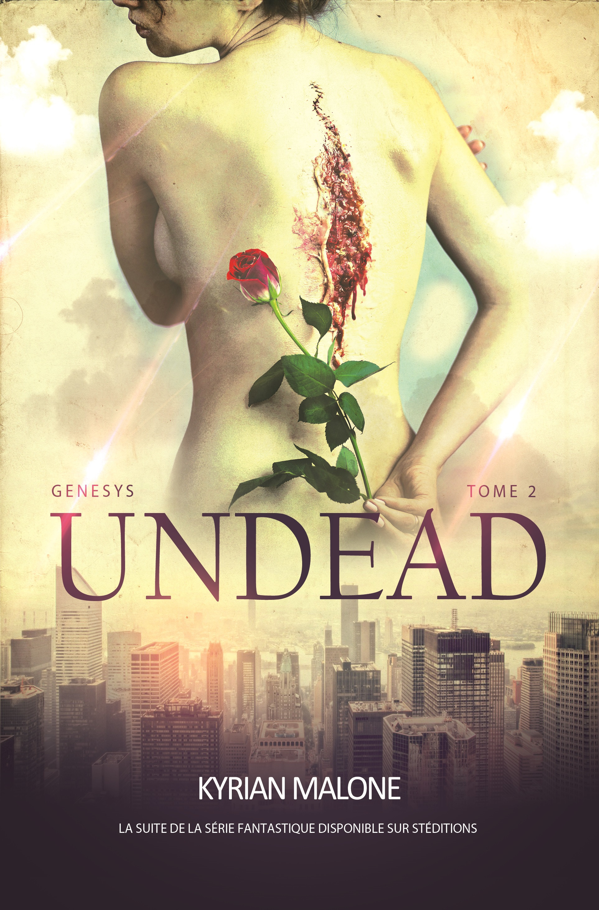Undead - tome 2