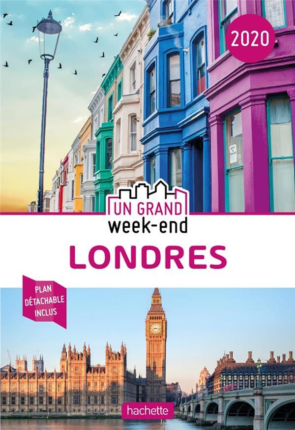 Un grand week-end ; Londres (édition 2020)