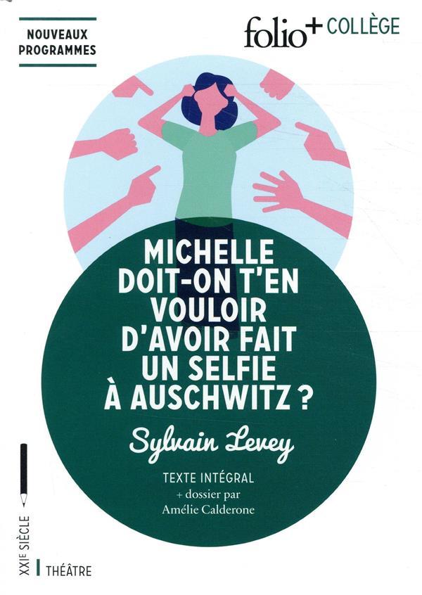 Michelle doit-on t'en vouloir d'avoir fait un selfie à Auschwitz ?