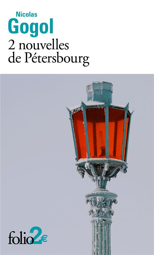 2 NOUVELLES DE PETERSBOURG