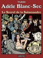 Le secret de la salamandre