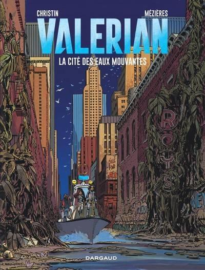 Valérian T.1 ; l'ambassadeur des ombres
