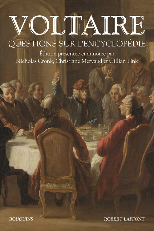 Questions Sur L'Encyclopedie