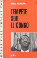 Tempête sur le Congo