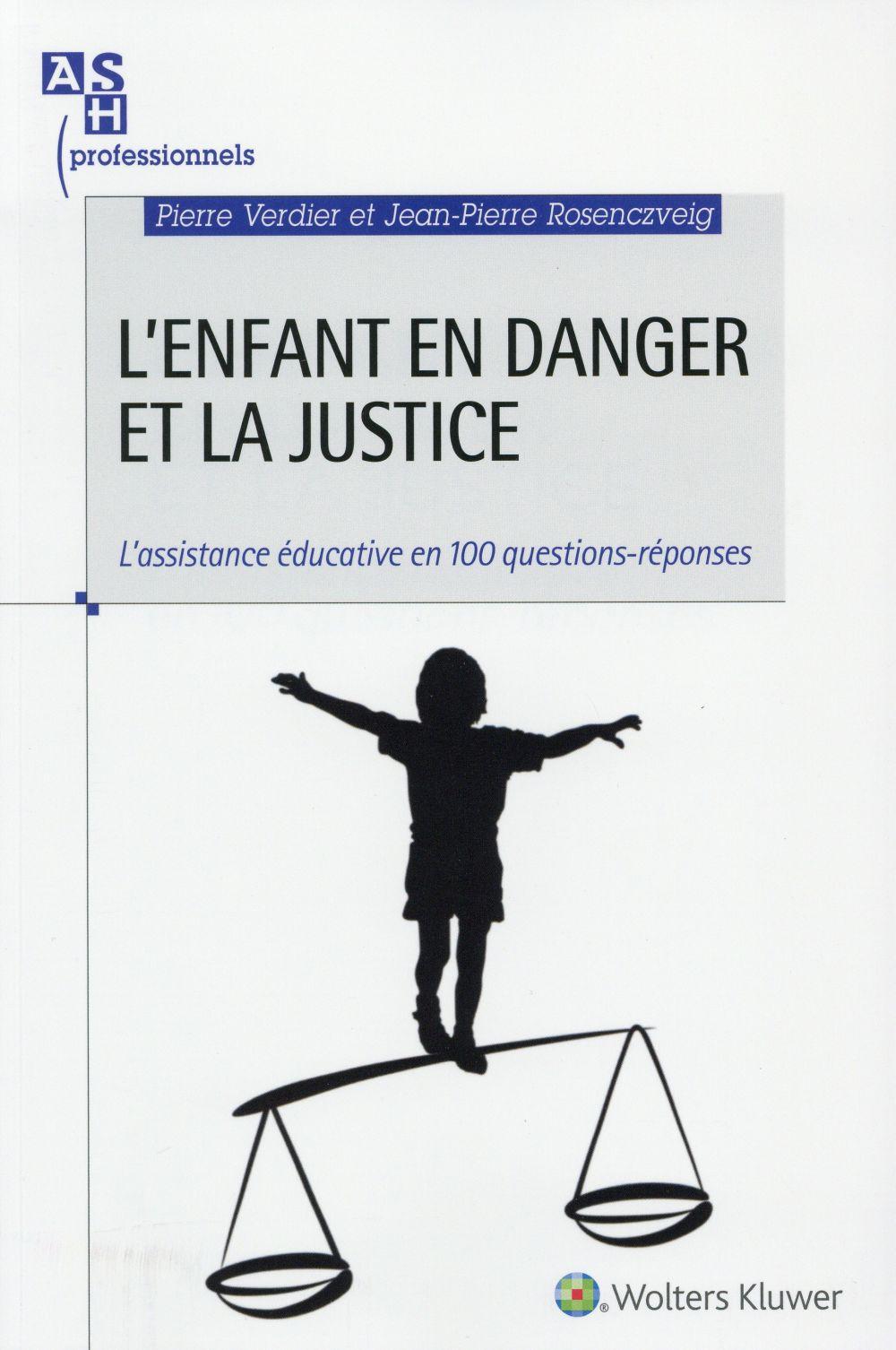 L enfant en danger et la justice ; l'assistance éducative en 100 questions réponses
