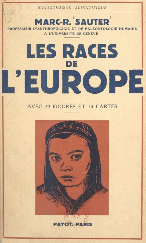 Les races de l'Europe