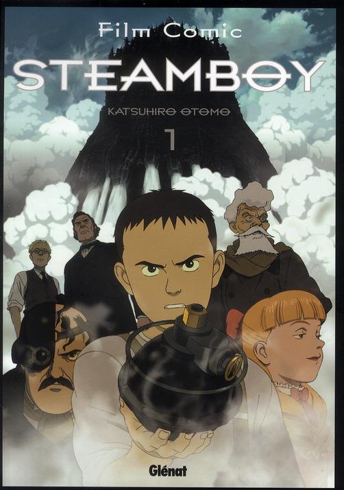 Steamboy t.1