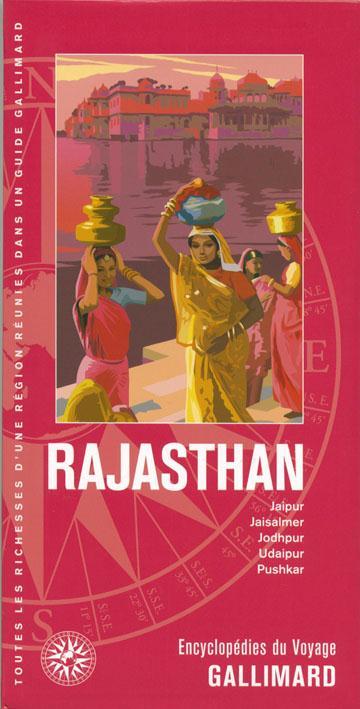 Rajasthan ; Jaïpur, Jaisalmer, Jodhpur, Udaipur, Pushkar