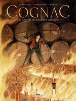 Vente EBooks : Cognac T03  - Corbeyran - Jean-Charles Chapuzet