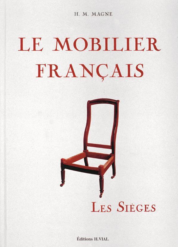 Le Mobilier Francais ; Les Sieges