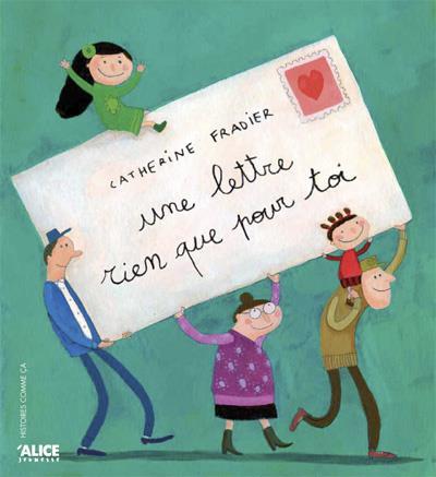 une lettre rien que pour toi