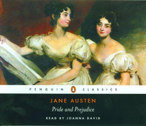 Pride and prejudice - abridged 6 cds
