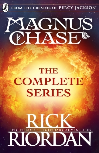Magnus Chase: The Complete Series (Books 1, 2, 3)