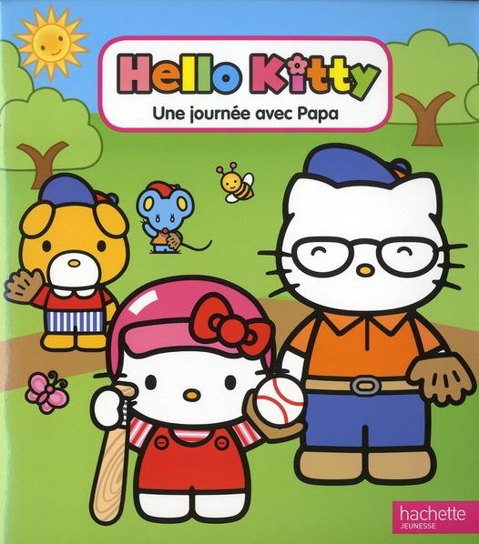Hello Kitty ; Une Journee Avec Papa