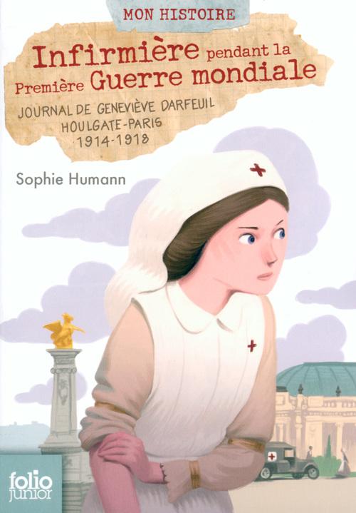 Infirmière pendant la Première Guerre mondiale