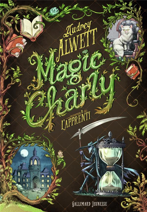 Magic Charly T.1 ; l'apprenti
