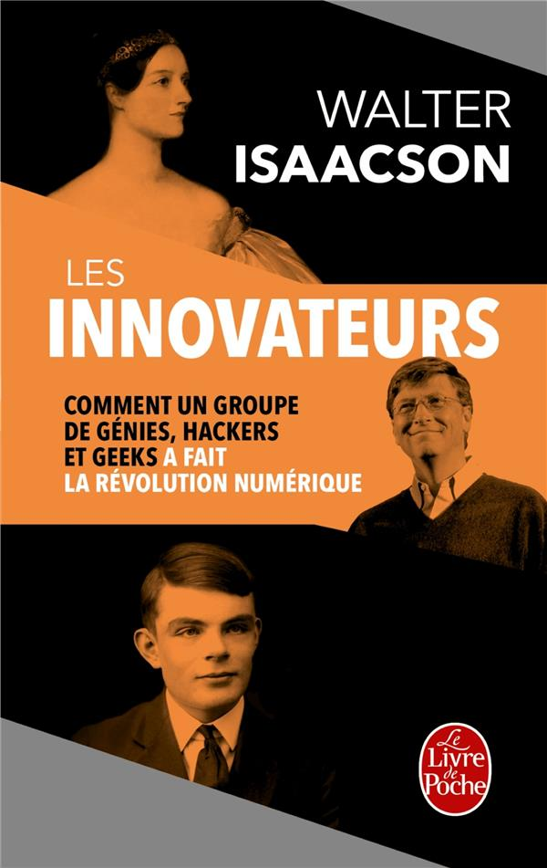 Isaacson Walter - LES INNOVATEURS