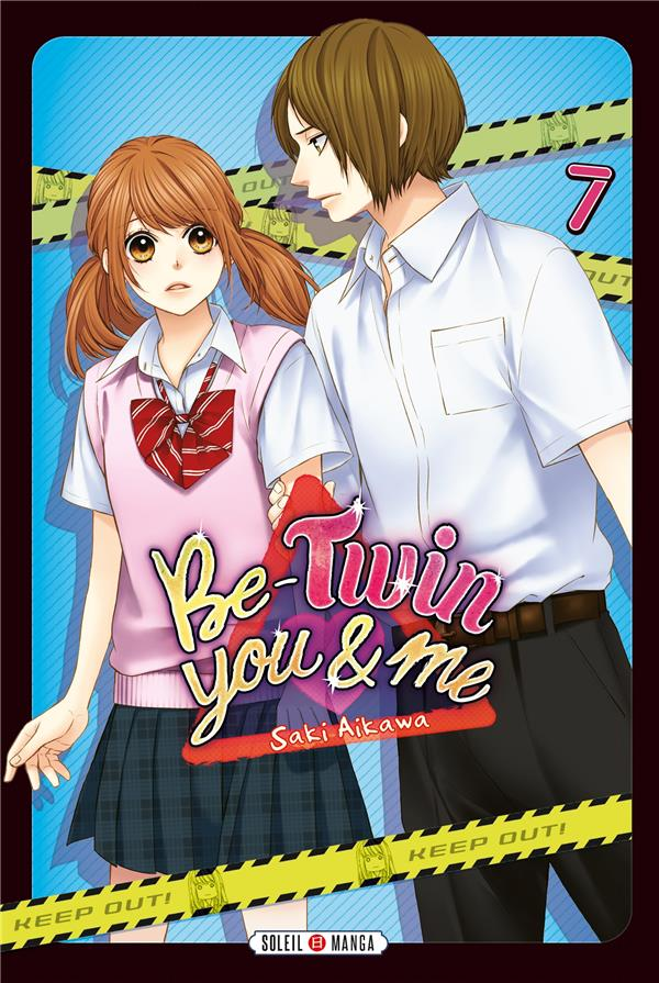 Be-twin you & me T.7