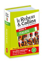 LE ROBERT & COLLINS ; MINI + ; italien
