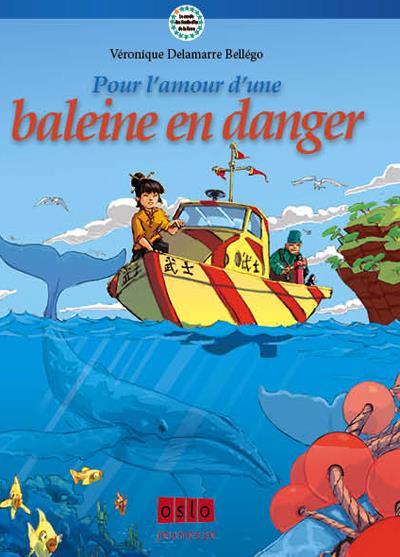 Pour l'amour d'une baleine en danger !