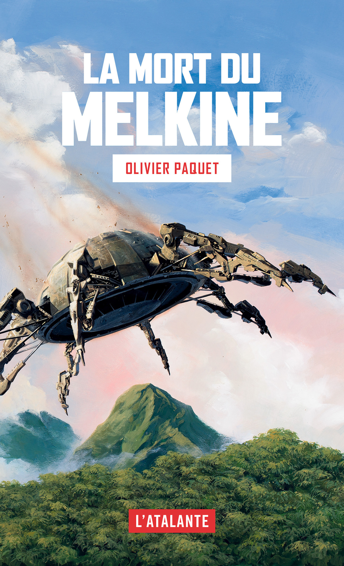 le Melkine t.2 ; la mort du Melkine