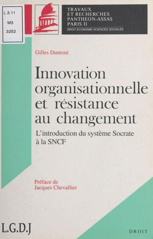 Innovation organisationelle