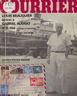 Lettres de Louis Brauquier à Gabriel Audisio