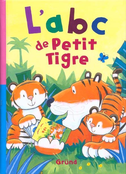 L'abc de petit tigre