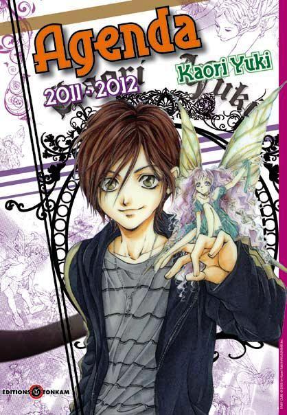 Agenda kaori yuki 2011/2012