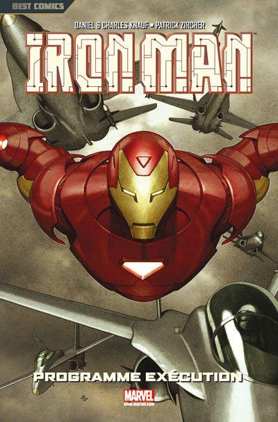 Iron Man T.1 ; programme exécution