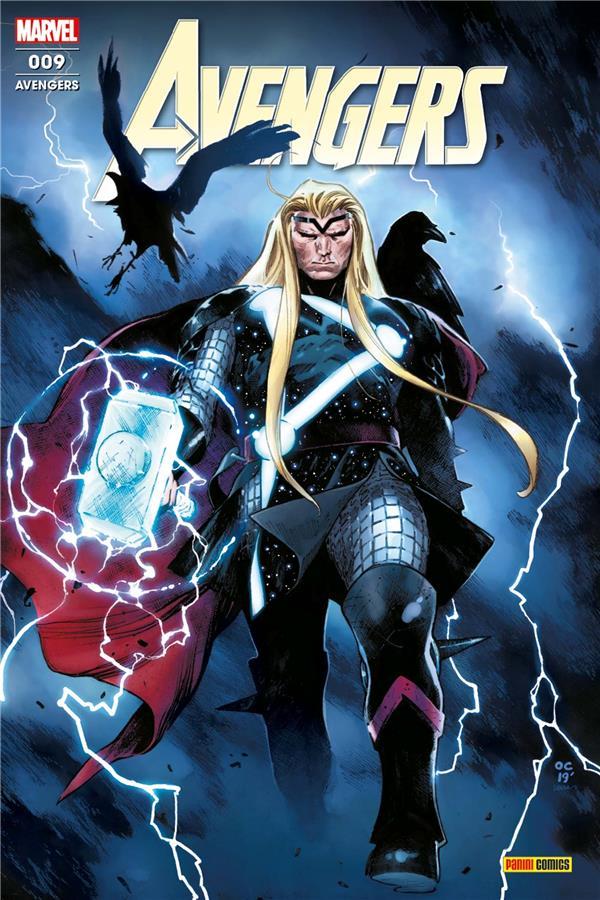 Avengers n.9