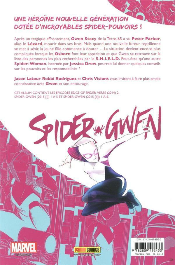 Spider-Gwen ; Gwen Stacy