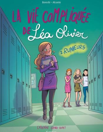 La vie compliquée de Léa Olivier T02