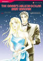Vente EBooks : Harlequin Comics: The Greek's Million-Dollar Baby Bargain  - Julia James - Amie Hayasaka