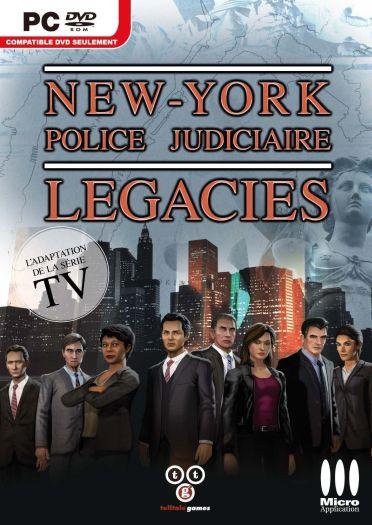 New-York police judiciaire: legacies