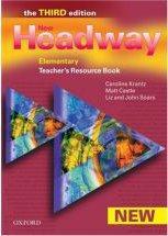 New headway, third edition elementary: teacher's resource book