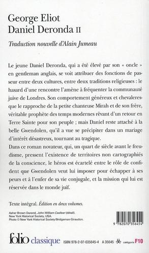 Daniel Deronda t.2