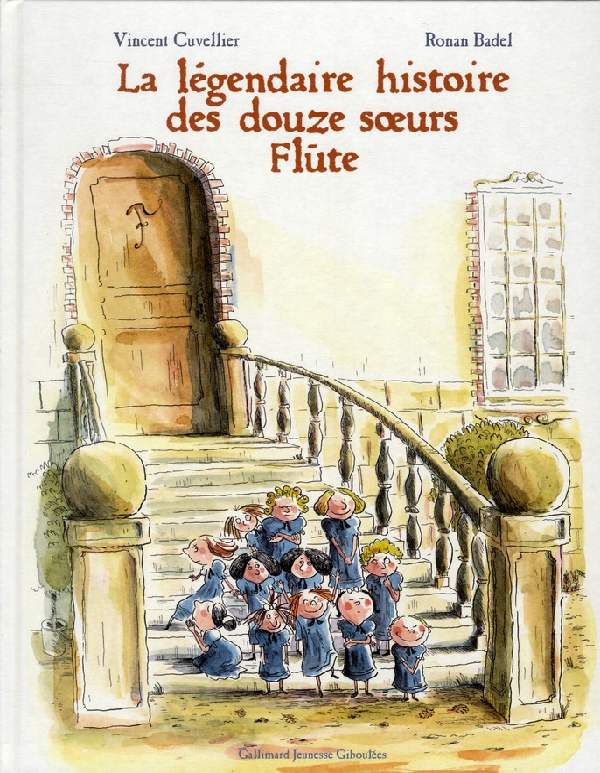 La légendaire histoire des 12 soeurs flûte