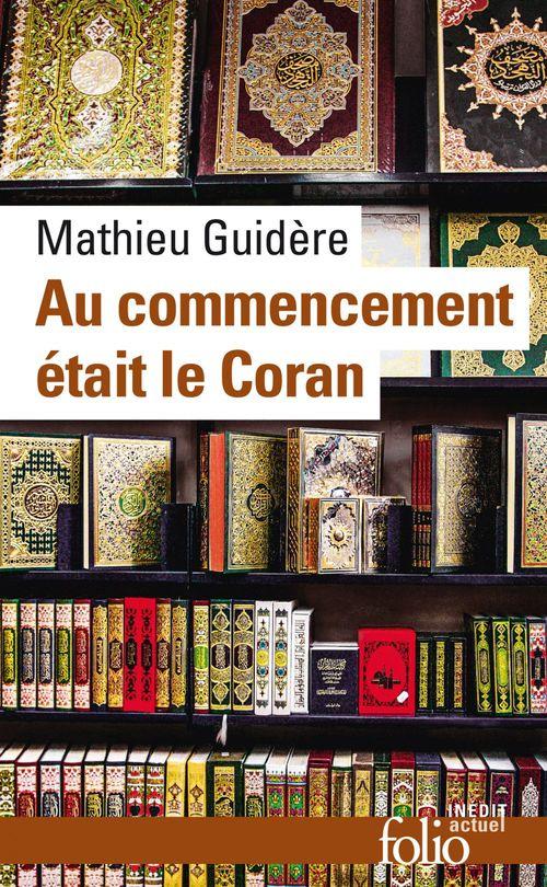 Au commencement était le Coran